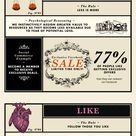 INFOGRAPHICS: 6 Ways To Psyche People Into Shopping On Facebook