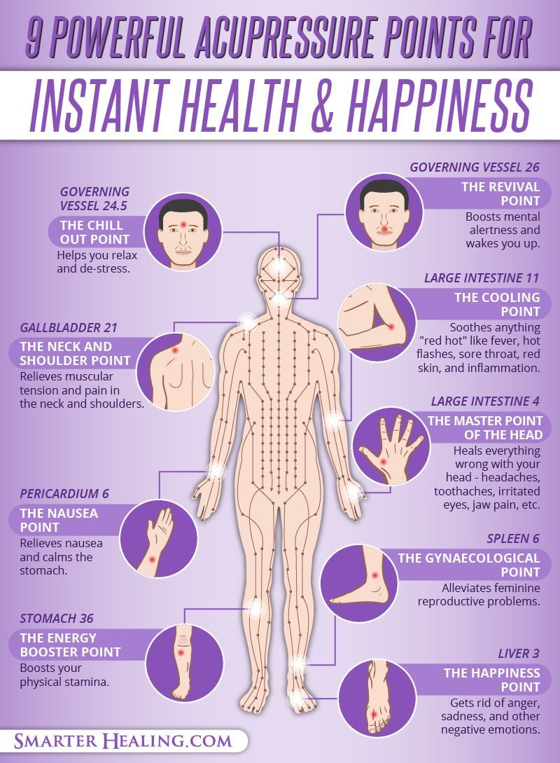 Instant health and happiness