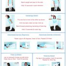 Stretches for the Low back