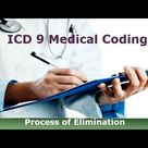 Process of Elimination for ICD 9 Medical Coding - Part 3