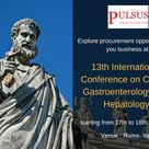 13th International Conference on Clinical Gastroenterology and Hepatology
