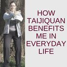 How Taijiquan benefits me in my everyday life as a blogger and mother of two! #taichi #taichichuan #