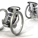 Wheelchairs of the Future - Pressure-Sensing Wheels Improve Mobility.