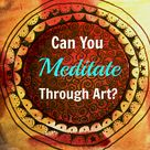 Great article on how meditation, mindfulness, flow works via artmaking...