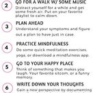 Ways to stop a panic attack