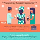 Infographic: 6 Reasons You Should Spend Time Living Abroad