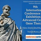 9th International Conference and Exhibition on Advanced Cell and Gene Therapy