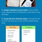 5 awesome study tips for learning more in less time.