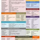 Anticholinergic pocket reference card