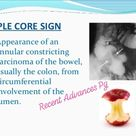 Apple core sign