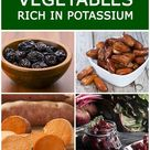 Potassium is a vital nutrient important for the body. This can be obtained by including potassium ri