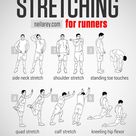 Stretching before a run to prevent injury seems to be a myth