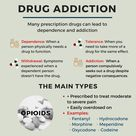Prescription drug abuse is dangerous and can lead to addiction and overdose. Painkillers (opioids),