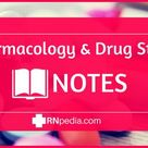 Comprehensive and detailed drug studies of the most commonly use drugs in clinical nursing. Make sur