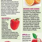 5 Foods That Fight Asthma