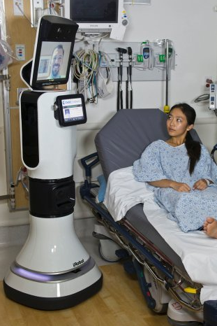 2013 - FDA clears first autonomous telemedicine robot for hospitals.