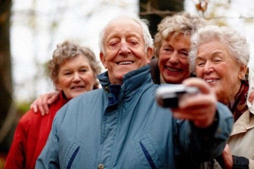 Society benefits from the aging population