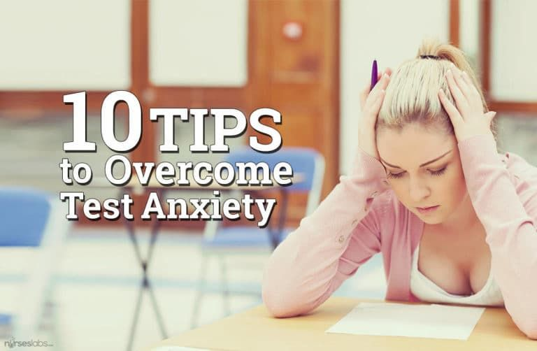 10 Brilliant Tips to Overcome Test Anxiety.