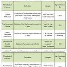 Nice chart - Phonological processes.