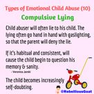 Type of emotional child abuse