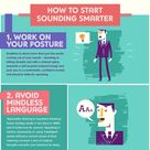 Speaking habits that will make you sound smarter