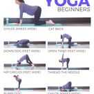 This 10 minute prenatal yoga for beginners is simple but effective.