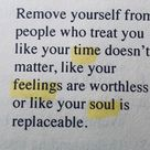 Remove yourself from...