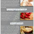 The following are the effective home remedies to quit smoking naturally. #quitsmoking