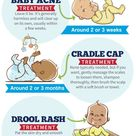 5 Common baby skin issues