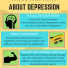 5 Common misconceptions about depression