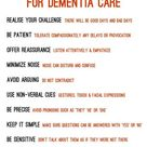 Communication is vital to our well-being. People living with dementia slowly lose their language ski