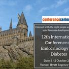 12th International Conference on Endocrinology and Diabetes