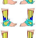 Every soccer player should know this. #AnkleTaping #HandyTips