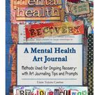 A FREE Mental Health Art Journal workbook from http://dailyreprievecenter.com. It's a great method t