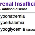 Adrenal Insufficiency (Addison Disease) Rosh Review