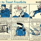 How to Treat Frostbite