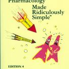 Clinical Pharmacology Made Ridiculously Simple is an excellent book for the explanation of drug clas