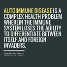 Autoimmune disease is a complex health problem   Doctor Funny ...