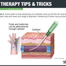 50 Intravenous Therapy (IV) Tips and Tricks For Nurses: http://nurseslabs.com/50-intravenous-therapy