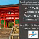30th World Congress on Vaccines and Immunization