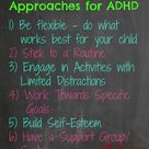 Recreational Therapy approaches to ADD / ADHD  ADD / ADHD Wellness Program