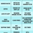 What causes acne in adults?