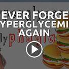 If you get confused easily with hyperglycemia, watch the video by Joe B as he presents an easy way t
