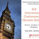 3rd International Conference on Chronic Diseases