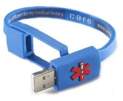 CARE - Your Medical History on Your Wrist.