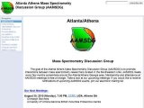 Atlanta Athens Mass Spectrometry Discussion Group
