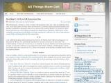 All Things Stem Cell