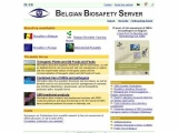 Belgian Biosafety Server