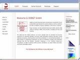 DDBST - Dortmund Data Bank and DDB Software Package