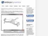 Embryodynamics